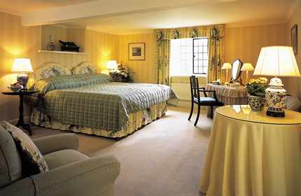 Bodysgallen Hall Country House Hotel - Mostyn Suite Bedroom